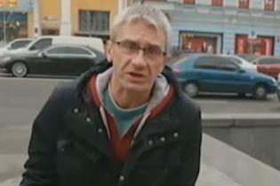 """""""Спалился"""" на киевском торте. Из Украины выдворили российского журналиста"""