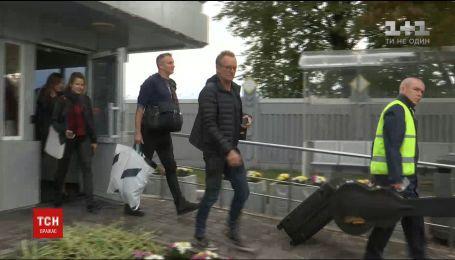 Подготовка к концерту: Стинг без особых требований поселился в столичной пятизвездочной гостинице Киева