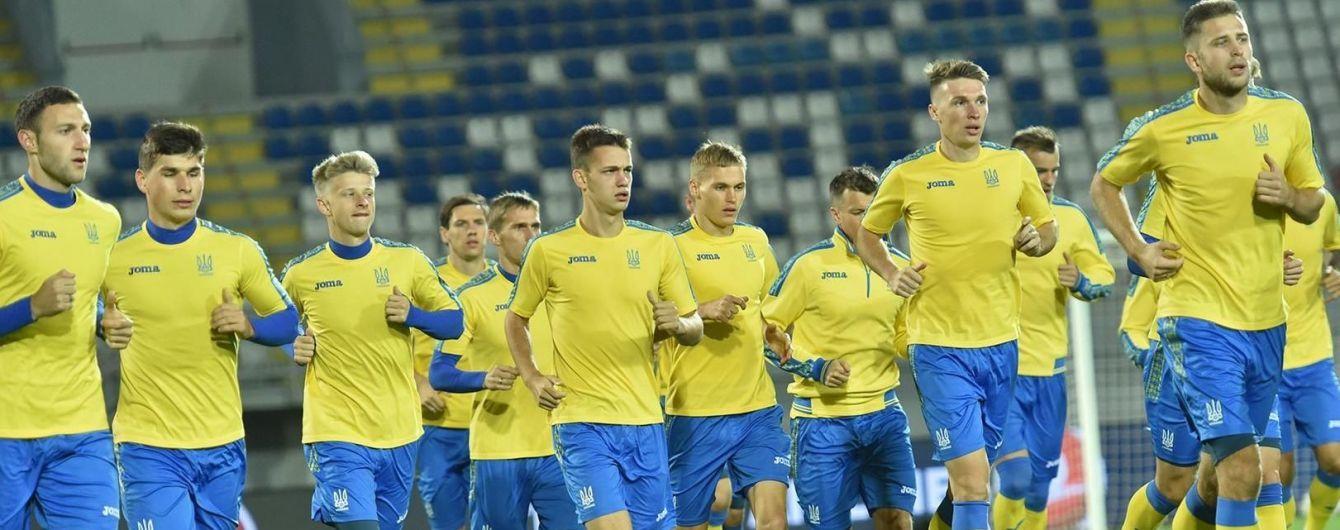 Із одним нападником та Ракицьким у складі: збірна України оголосила заявку на гру проти Хорватії