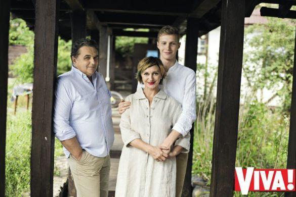 Римма Зюбіна з родиною для Viva_3