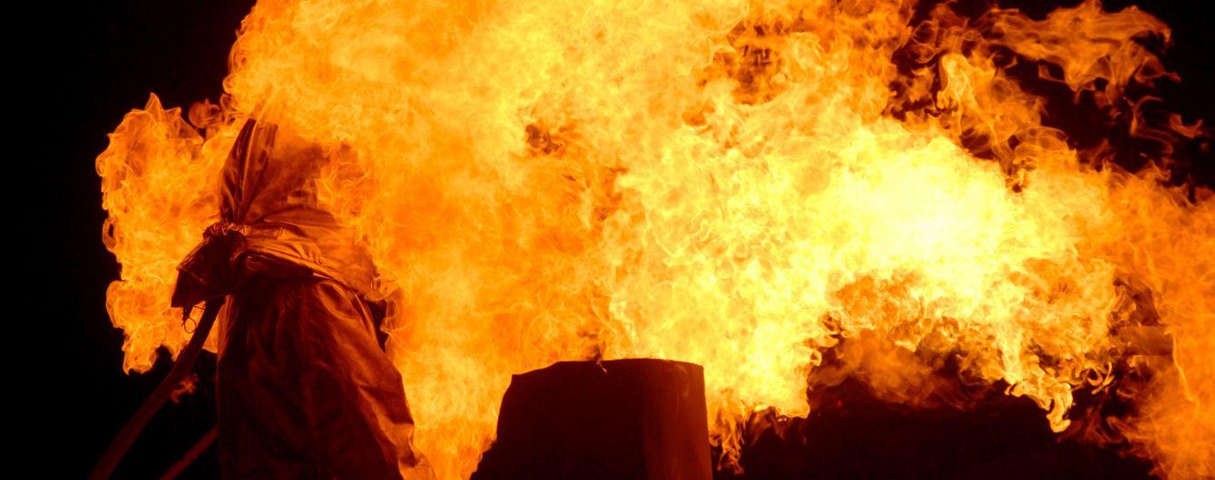На Вінниччині 8-місячна дитина випадково згоріла у багатті під час спалення сміття