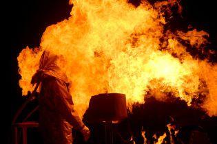 У Полтавській області колишній чоловік спалив заживо в магазині дружину