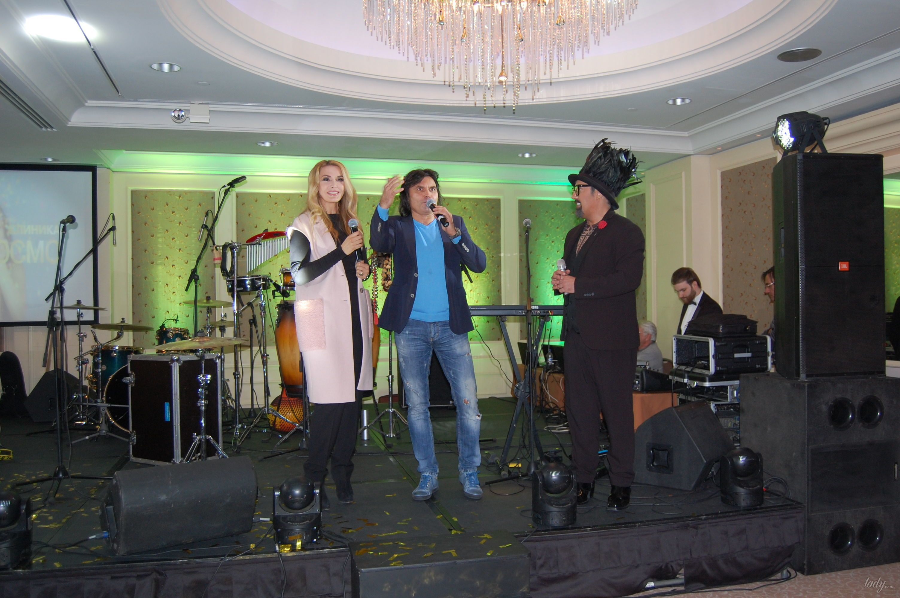 Звездные гости вечеринки клиники АНА-КОСМО_9