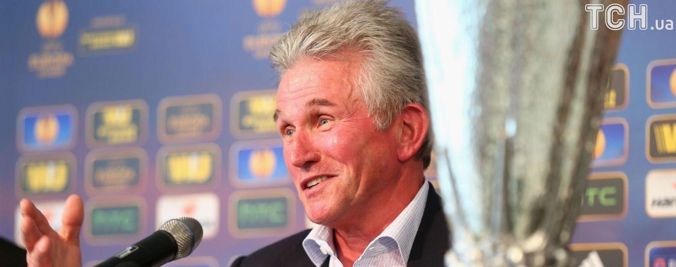 """Юпп Хайнкесс підтвердив, що знову стане тренером """"Баварії"""""""