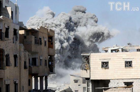 Під час вибухів на авіабазі у Сирії загинули військові - спостерігачі