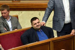 Нардеп Грановский опроверг информацию СМИ о похищении его ноутбука и документов