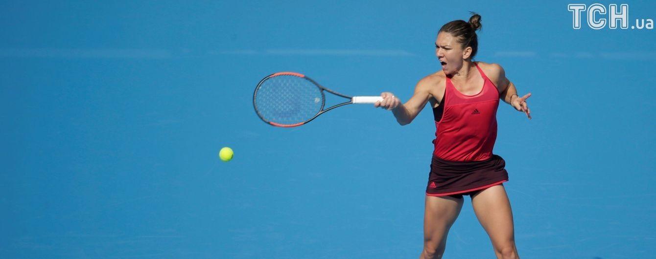 В женском теннисе будет новая первая ракетка мира