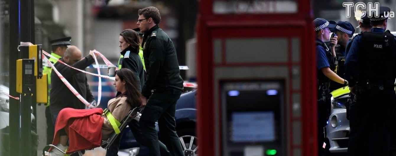 Поліція відпустила з-під варти водія, що наїхав на пішоходів у центрі Лондона