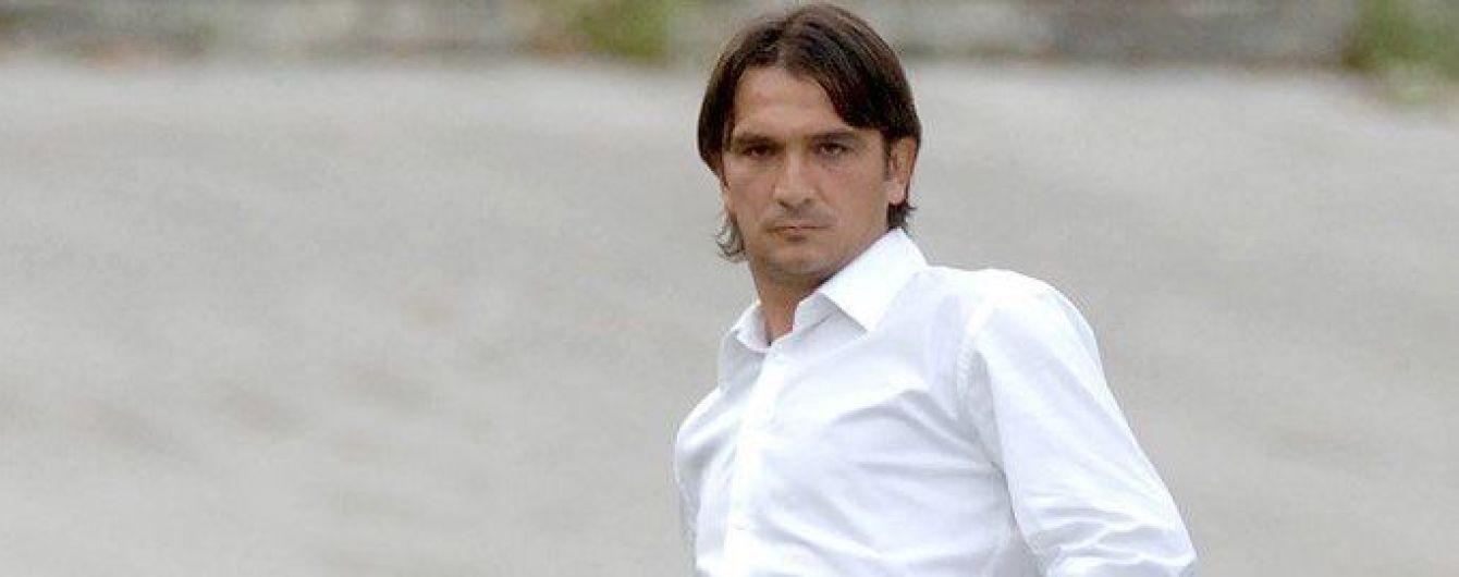 Наставник сборной Хорватии: наша задача - взять под контроль матч против Украины