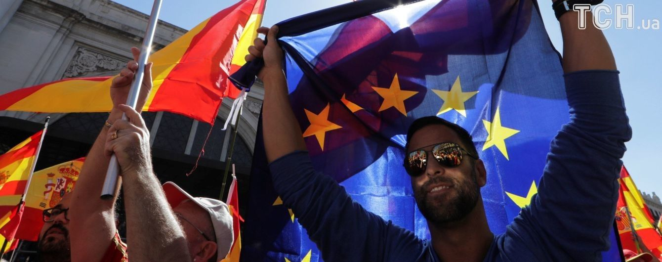 Самая горячая политическая точка Европы. Каталония сегодня определится со своей судьбой