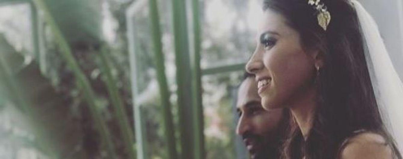 Старша донька Валерія Меладзе вийшла заміж за марокканця