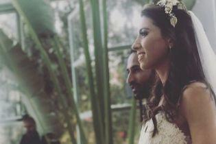 Старшая дочь Валерия Меладзе вышла замуж за марокканца