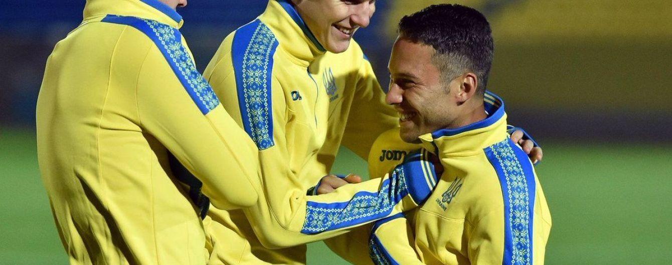 Марлос: Тарас Шевченко - очень хороший футболист и очень хороший человек