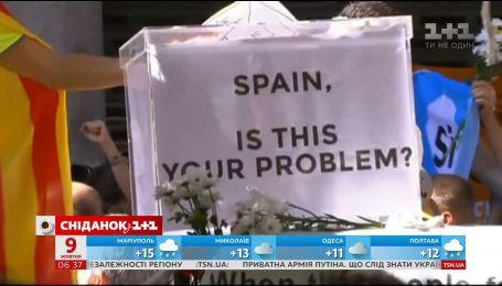 Как и почему происходили конфликты в Каталонии