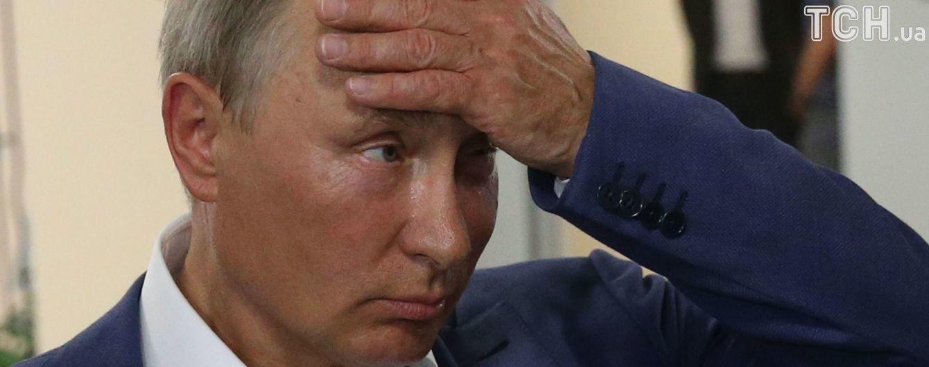 Путин обсудил российско-украинские отношения с Советом безопасности РФ