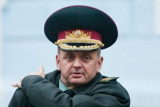 Муженко подал рапорт и дал напутствие новому начальнику Генштаба ВСУ