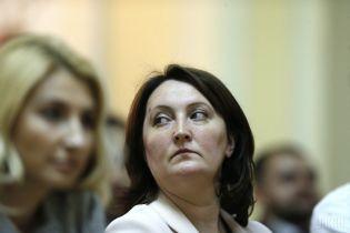 Скандальная экс-глава НАПК Корчак будет следить за соблюдением гендерного равенства в ведомстве