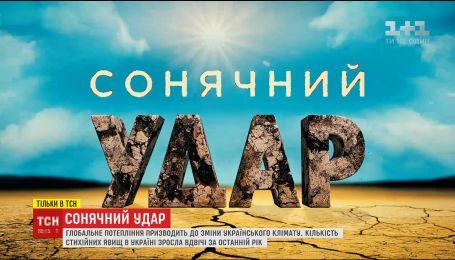 Солнечный удар: как украинский климат превращается в смесь пустыни и тропиков