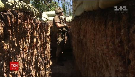 Бойовики активізувались на Луганському та Приморському напрямку