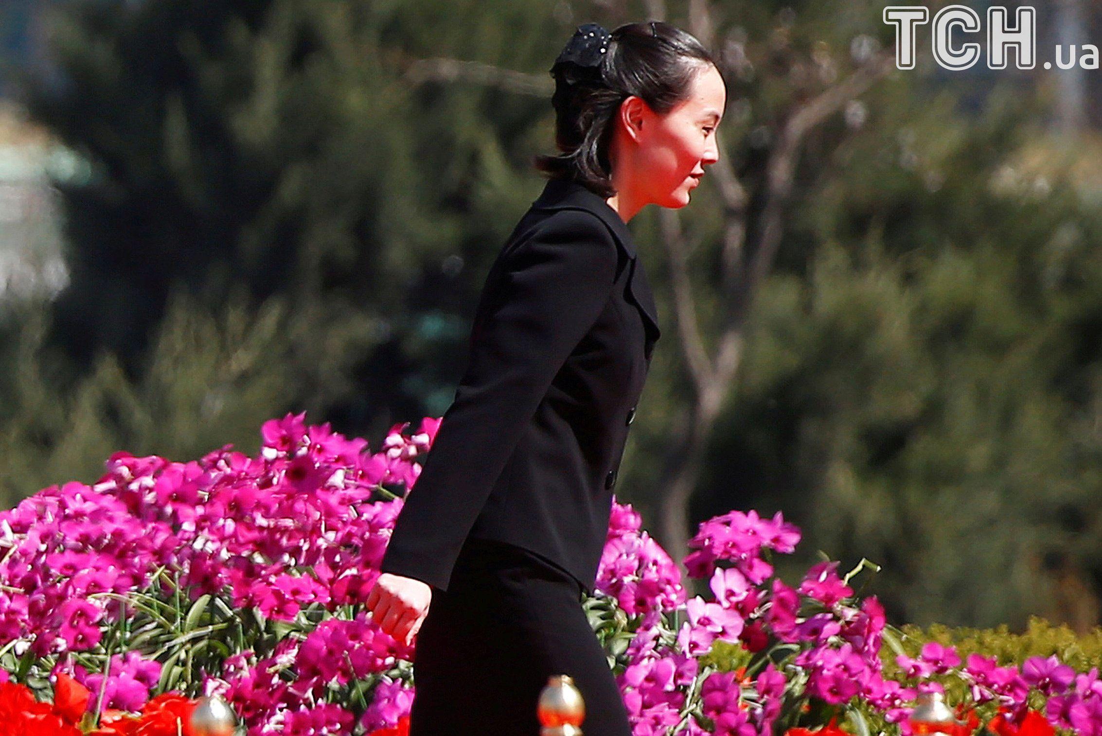 сестра лідера КНДР, сестра кім чен ина, Кім Йо Чжон