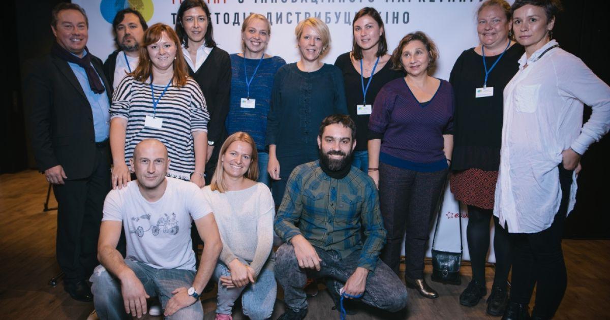 Організатори та експерти міжнародного тренінгу