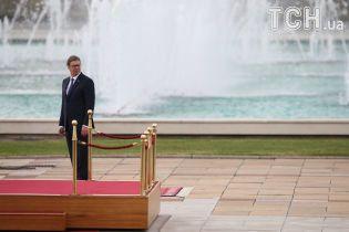 Сербский президент в Москве поддержал газовый поток в обход Украины