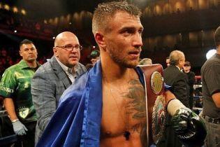 Відомий британський промоутер вважає Ломаченка найкращим боксером у світі