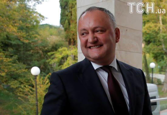 Рано чи пізно будуть відповідати: Додон погрожує опонентам після відсторонення з посади президента Молдови
