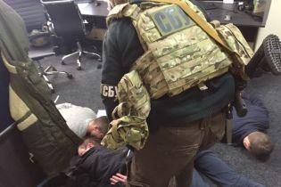 В Киеве разоблачили преступников, которые вымогали деньги под видом коллекторов