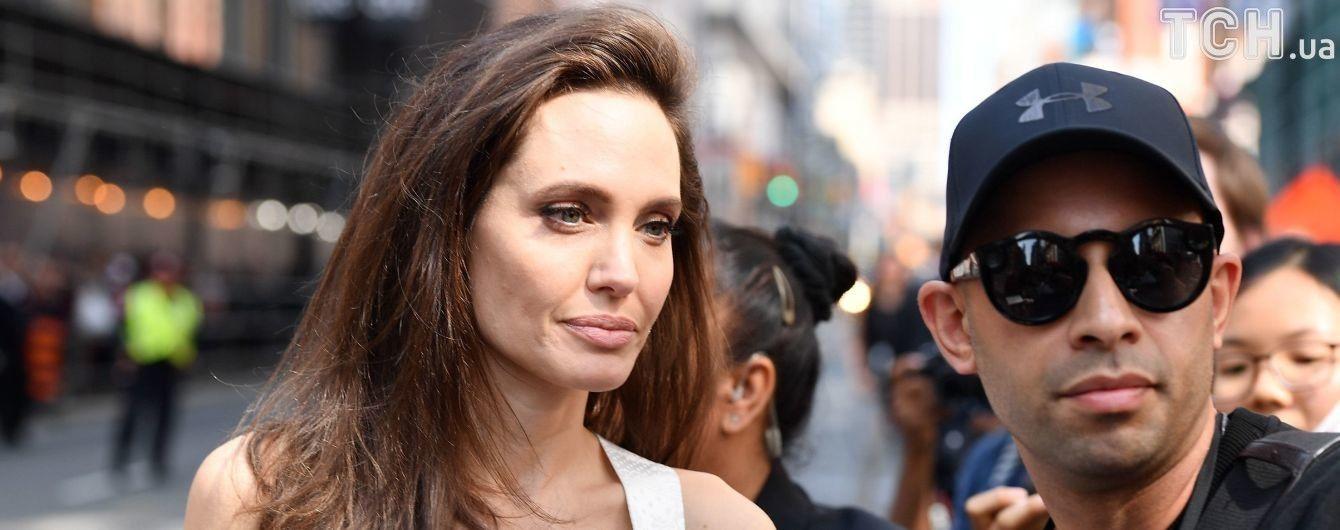 Анджеліна Джолі та Гвінет Пелтроу розповіли, як Вайнштейн схиляв їх до інтимної близькості