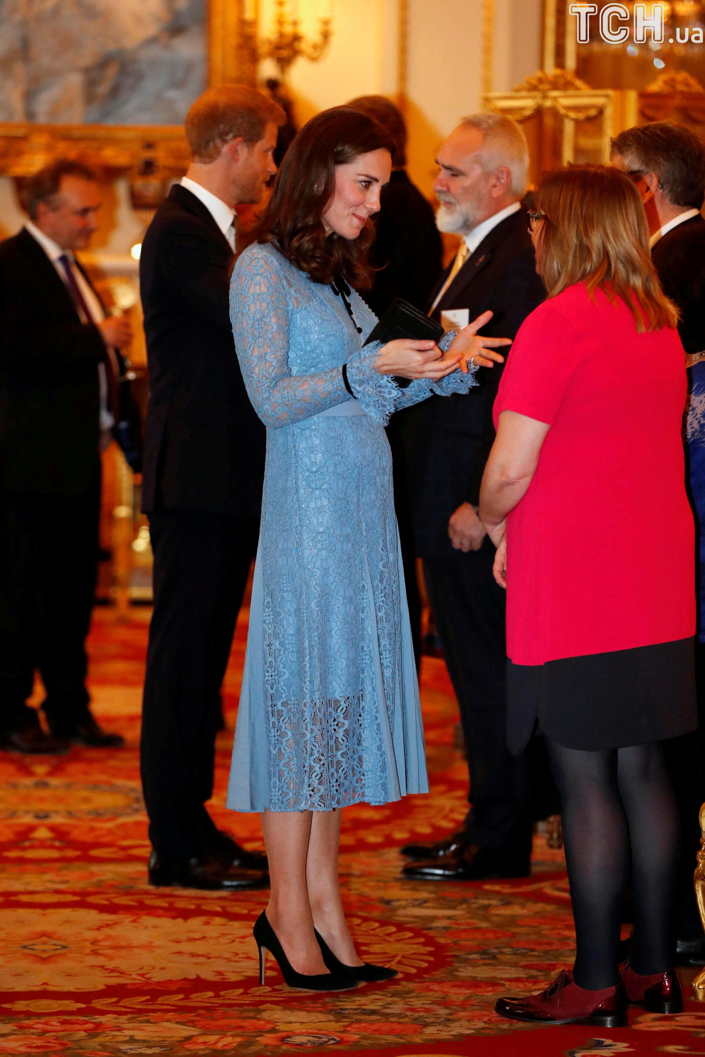 Перший вихід втретє вагітної Кейт Міддлтон_2