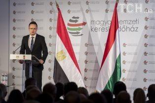 Голова МЗС Угорщини анонсував реальний прогрес у стосунках з Україною - Клімкін