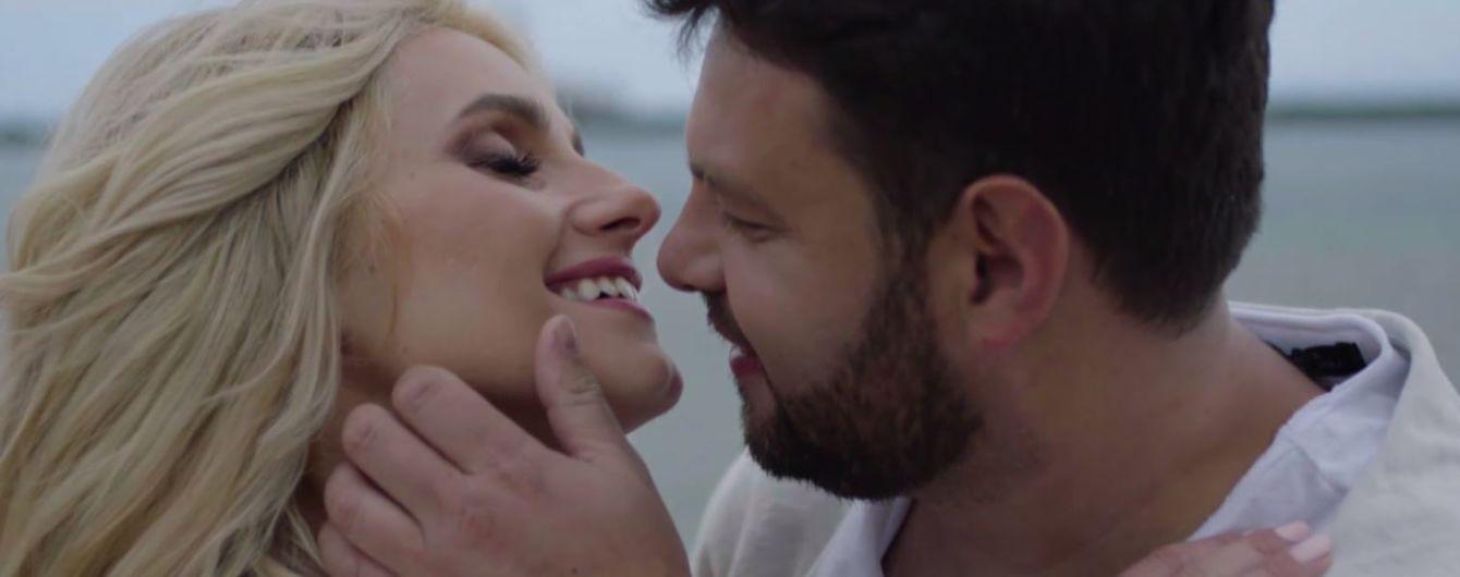Ирина Федишин сняла мужа-продюсера в романтическом клипе