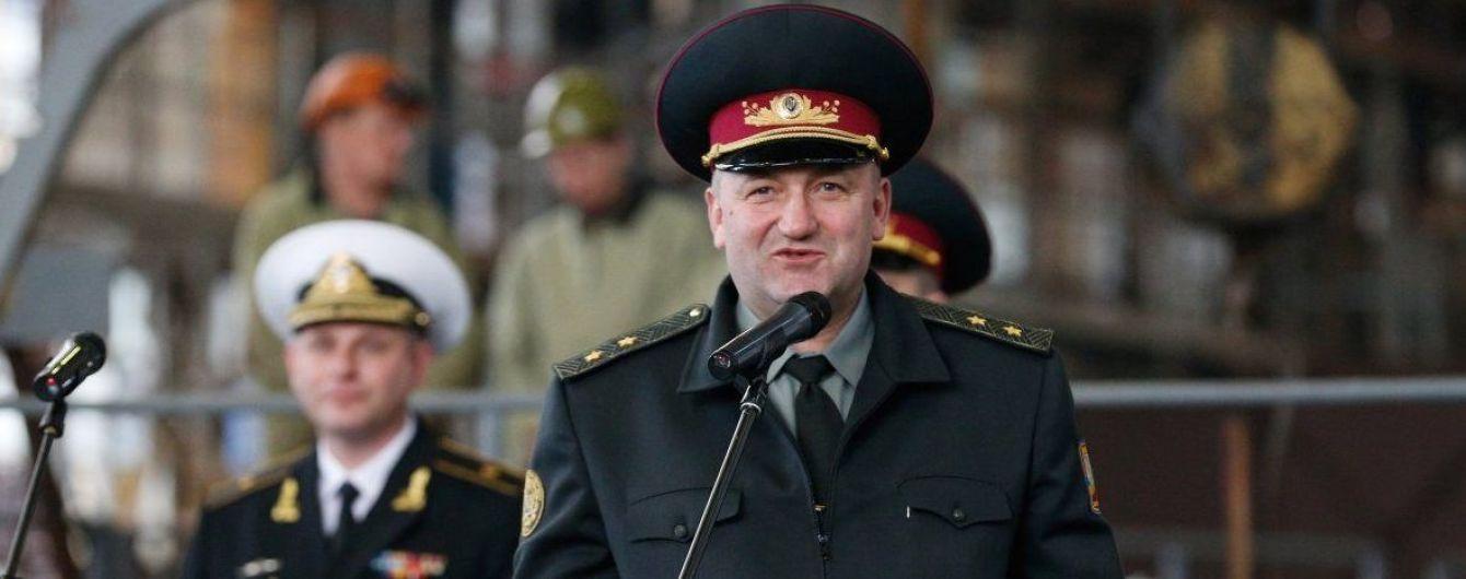 СМИ назвали фамилию задержанного из-за коррупционной схемы заместителя Полторака