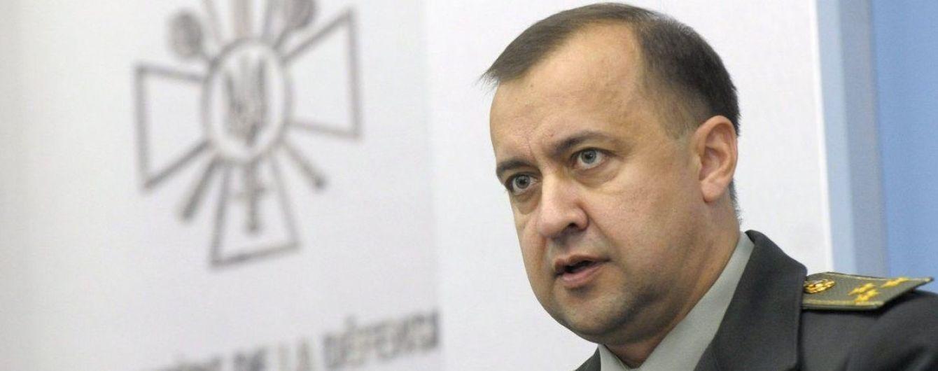 Подозреваемого в растрате 149 млн грн чиновника Минобороны отправили под домашний арест
