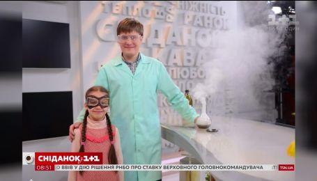 """""""Сніданок"""" вітає експерта і відчайдушного біохіміка з днем народження"""