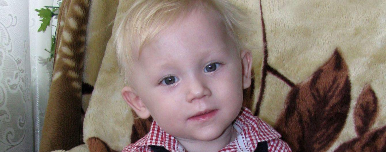 Батьки Святослава просять допомогти зібрати кошти на чергову операцію для сина