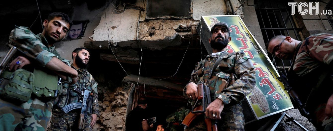 Тройной теракт в Дамаске: есть погибшие и раненые