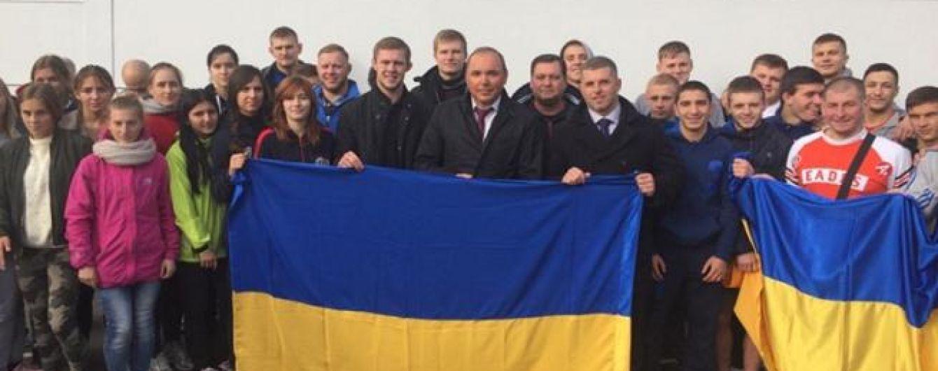 Сборная Украины по самбо отправилась на чемпионат мира после серьезного ДТП