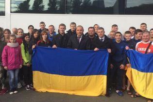 Збірна України з самбо поїхала на чемпіонат світу після серйозної ДТП