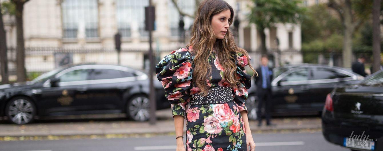 Модные платья: 5 осенних трендов