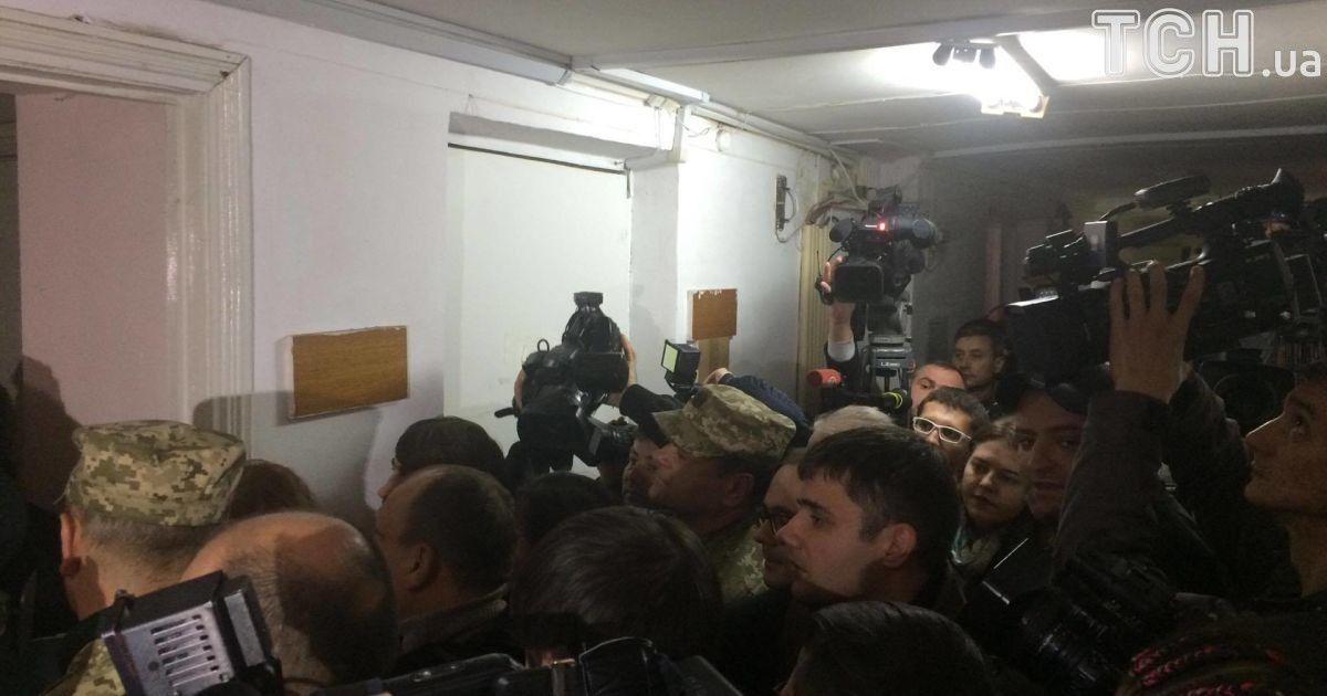 Заместителю Полторака во время судебного заседания понадобился осмотр медиков