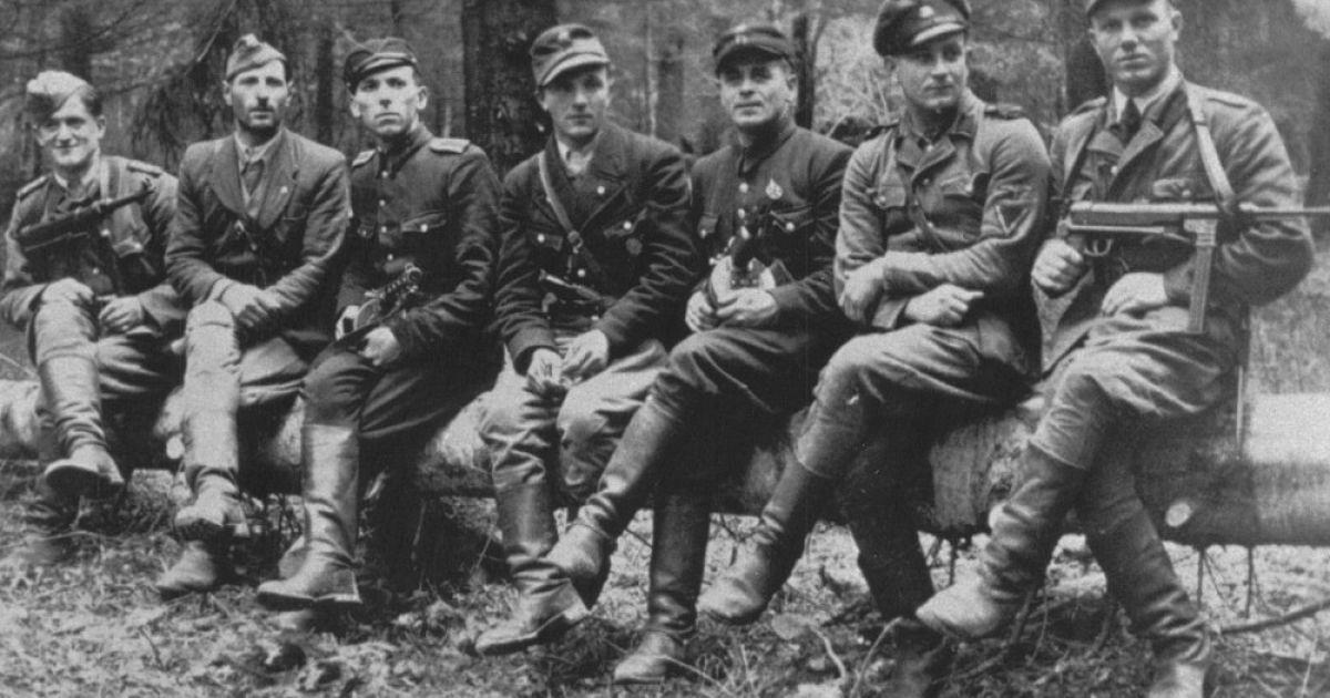 Воїни УПА