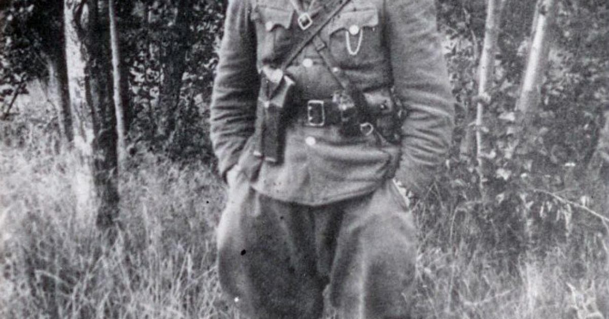 """М.В. Малісевич, псевдо - """"Кугут"""""""