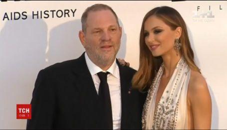 Появилась информация, что голливудский продюсер Вайнштейн отправился на лечение от сексуальной зависимости