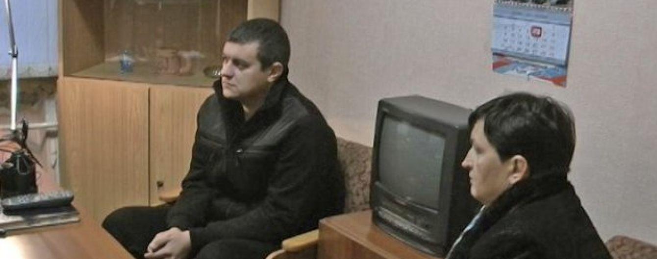 ФСБ оприлюднила відео допиту двох українських прикордонників