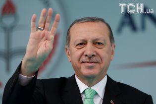 """Контроль над одним із сирійських районів: Ердоган розповів про подальші дії в рамках """"Оливкової гілки"""""""