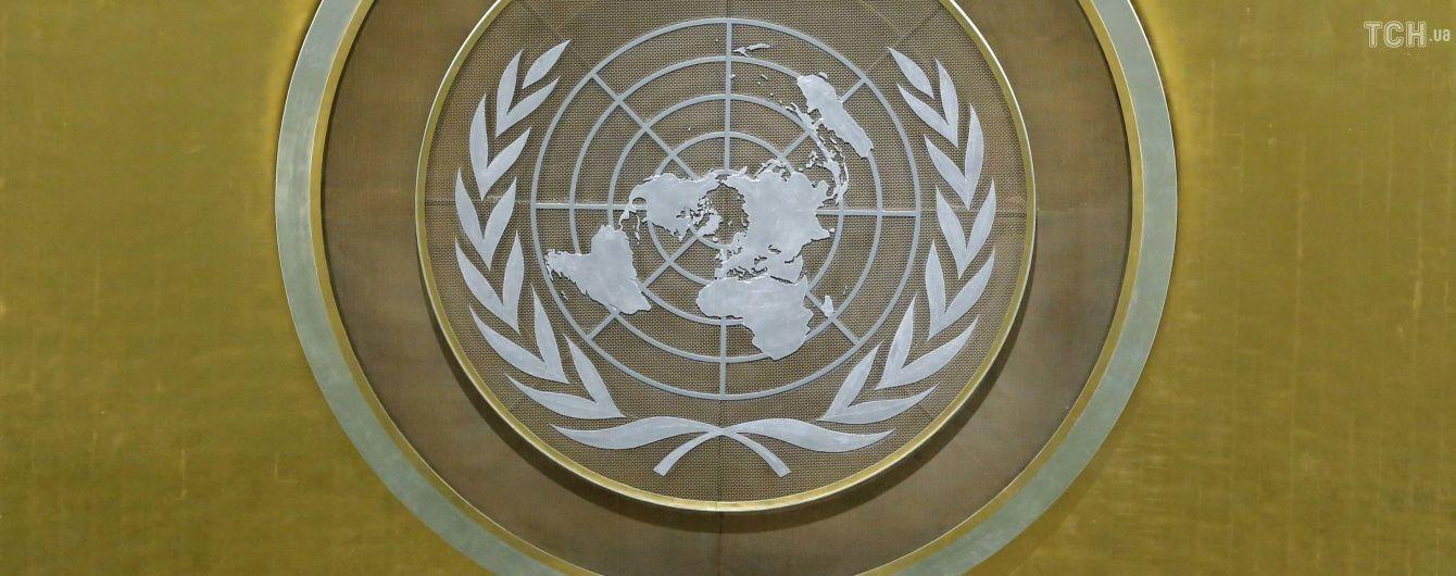 Украина направила обращение в ООН из-за незаконных выборов в оккупированном Крыму
