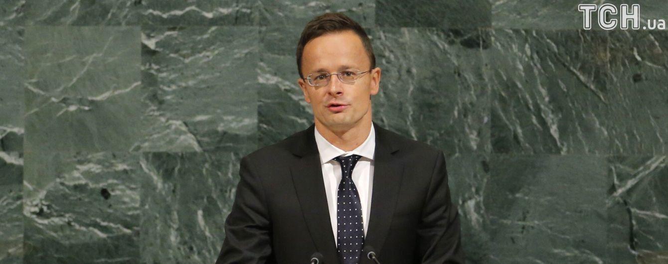 Венгрия будет требовать от Украины официального статуса венгерского языка в новом языковом законе