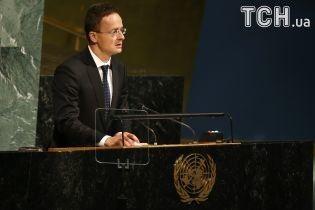 Голова МЗС Угорщини не змінив своєї думки про освітній закон після зустрічі з Клімкіним